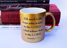 Load image into Gallery viewer, Man of God Golden Mug