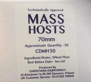 MASS HOSTS 70mm