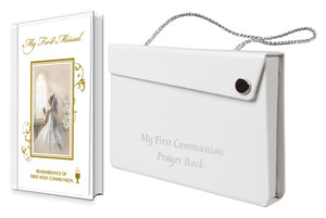 Communion Missal & Carry Case/Girl