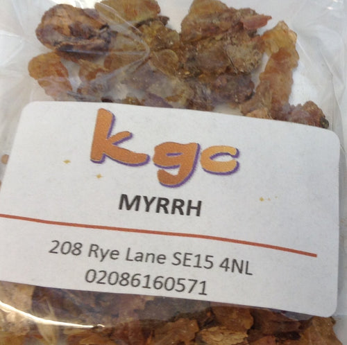 Myrrh Incense Resin