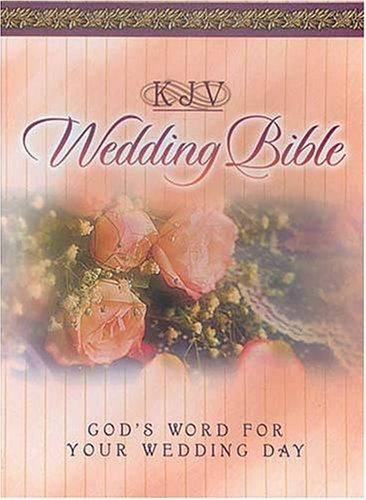 Compact Reference Wedding Bible