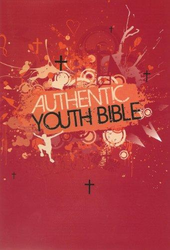 ERV Authentic Youth Bible Red (Easy Read Version) (Bible Easy Read Version)