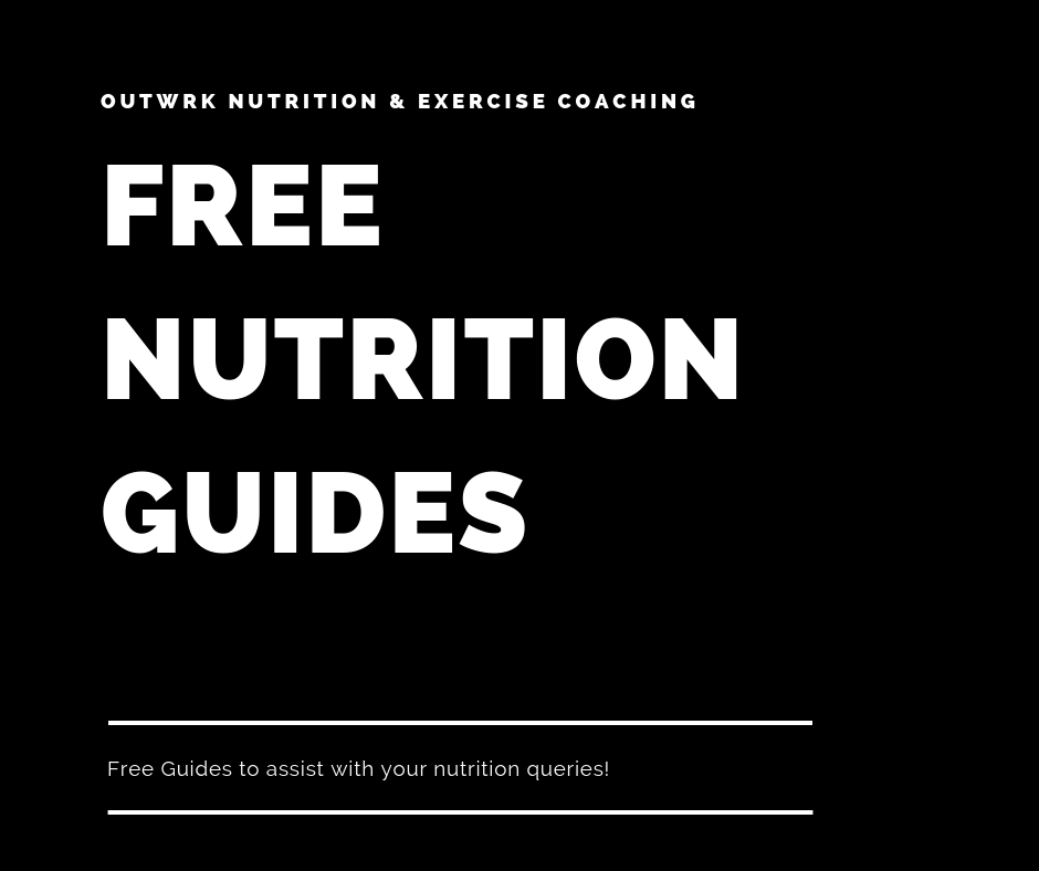 Free Nutrition Guides