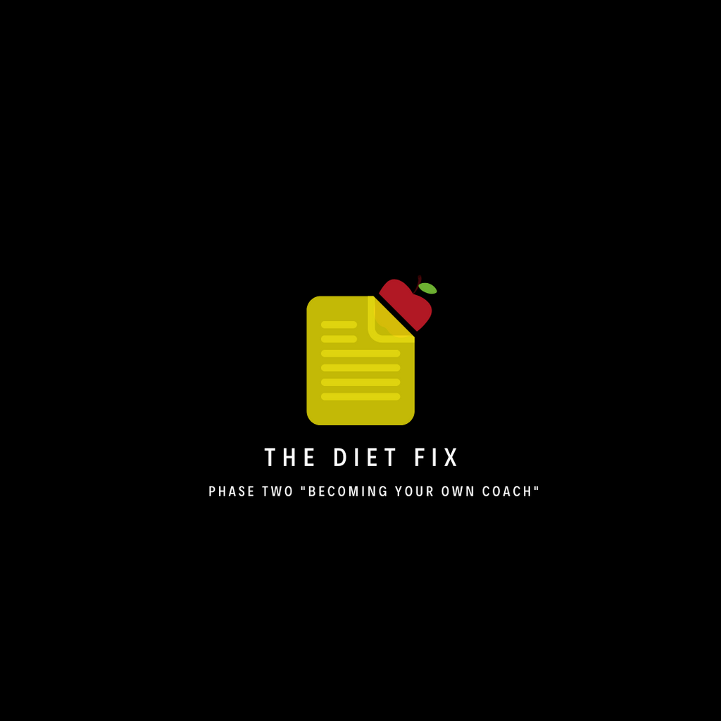 "The Diet Fix - Phase Two ""Becoming your own coach"" -  - OUTWRK, Yoga"