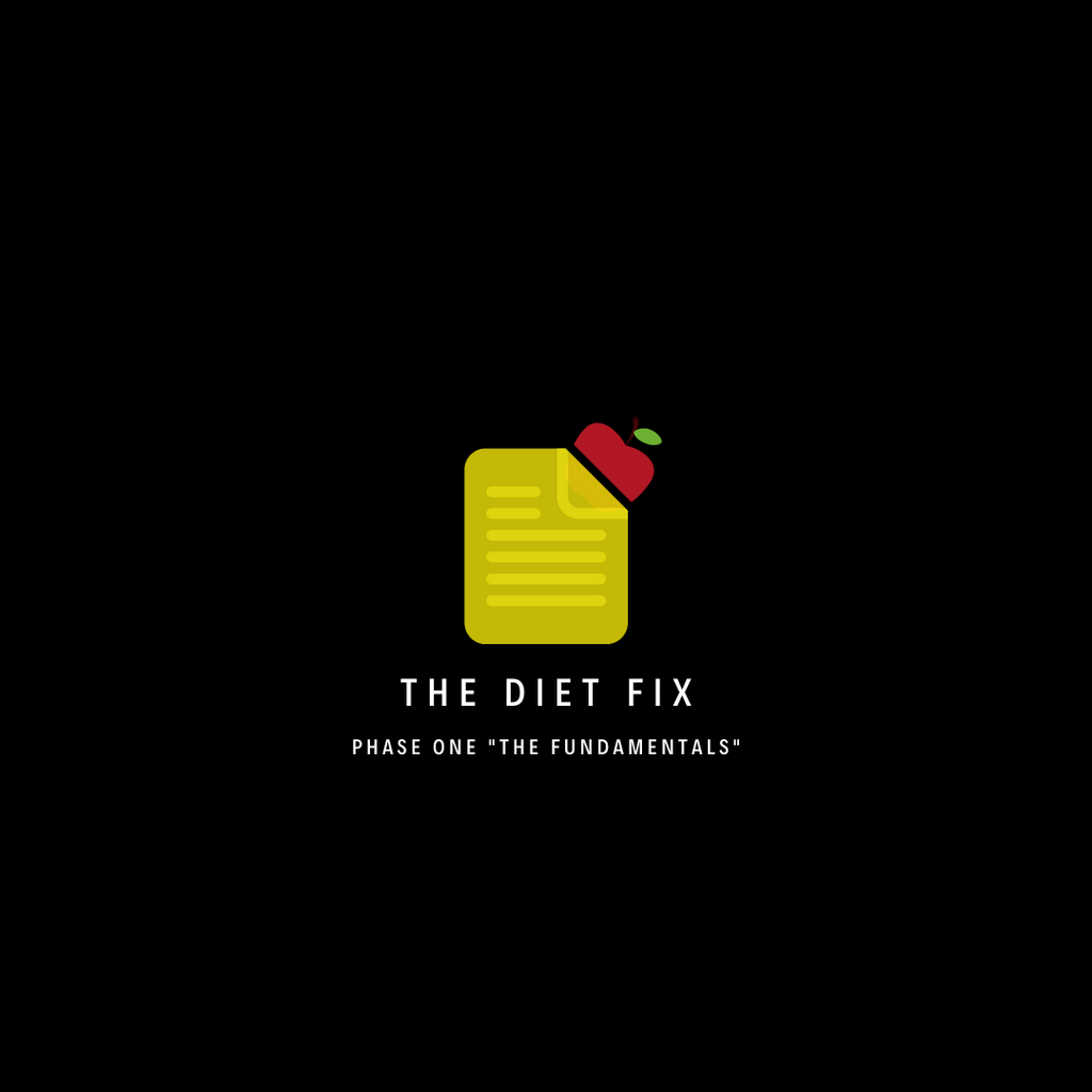 "The Diet Fix - Phase One ""The fundamentals"" -  - OUTWRK, Yoga"