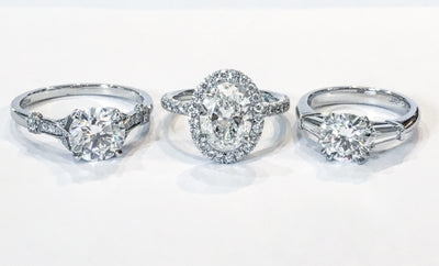 White Gold vs. Platinum: What's the Difference?