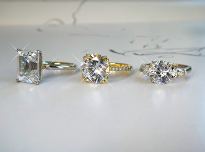 Reminder: Bespoke Engagement Ring Services and More