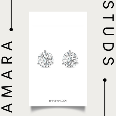 How to Find the Perfect Diamond Stud Earrings