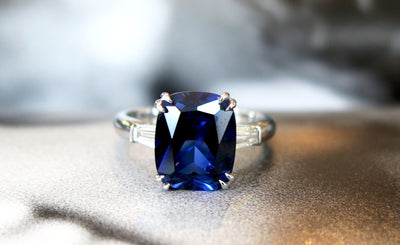 September Sapphires: The Birthstone of the Month is a New Classic for Nontraditional Brides