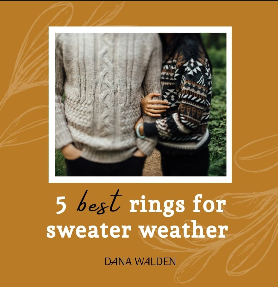 Sweater Weather Rings