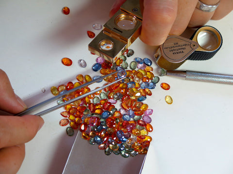 Selecting Sapphires for Fine Jewelry