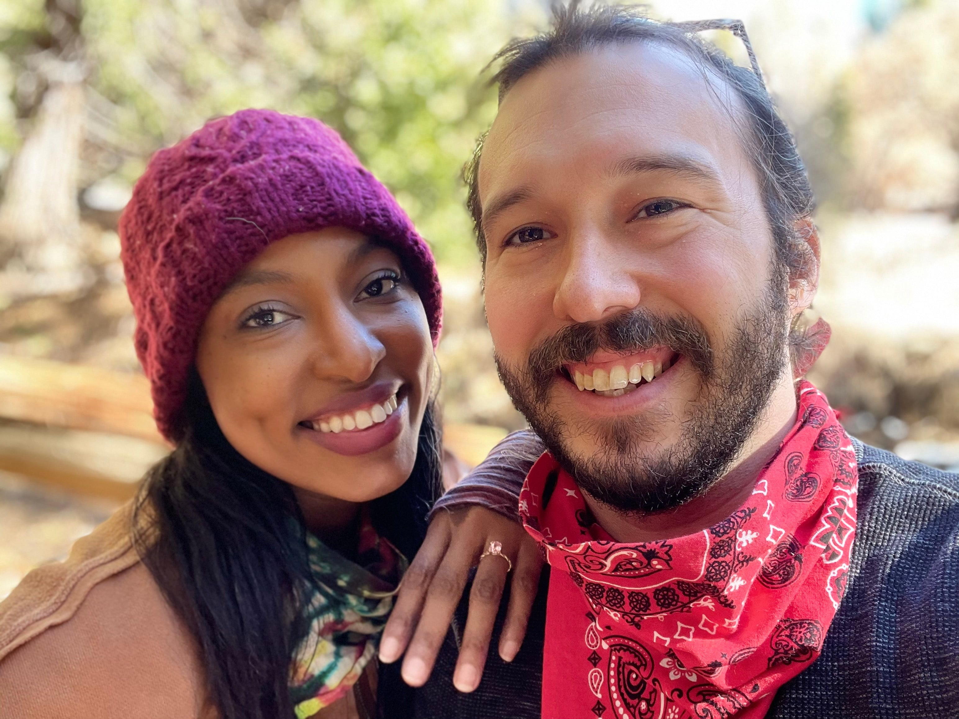 Featured Couple: Wes & Arielle