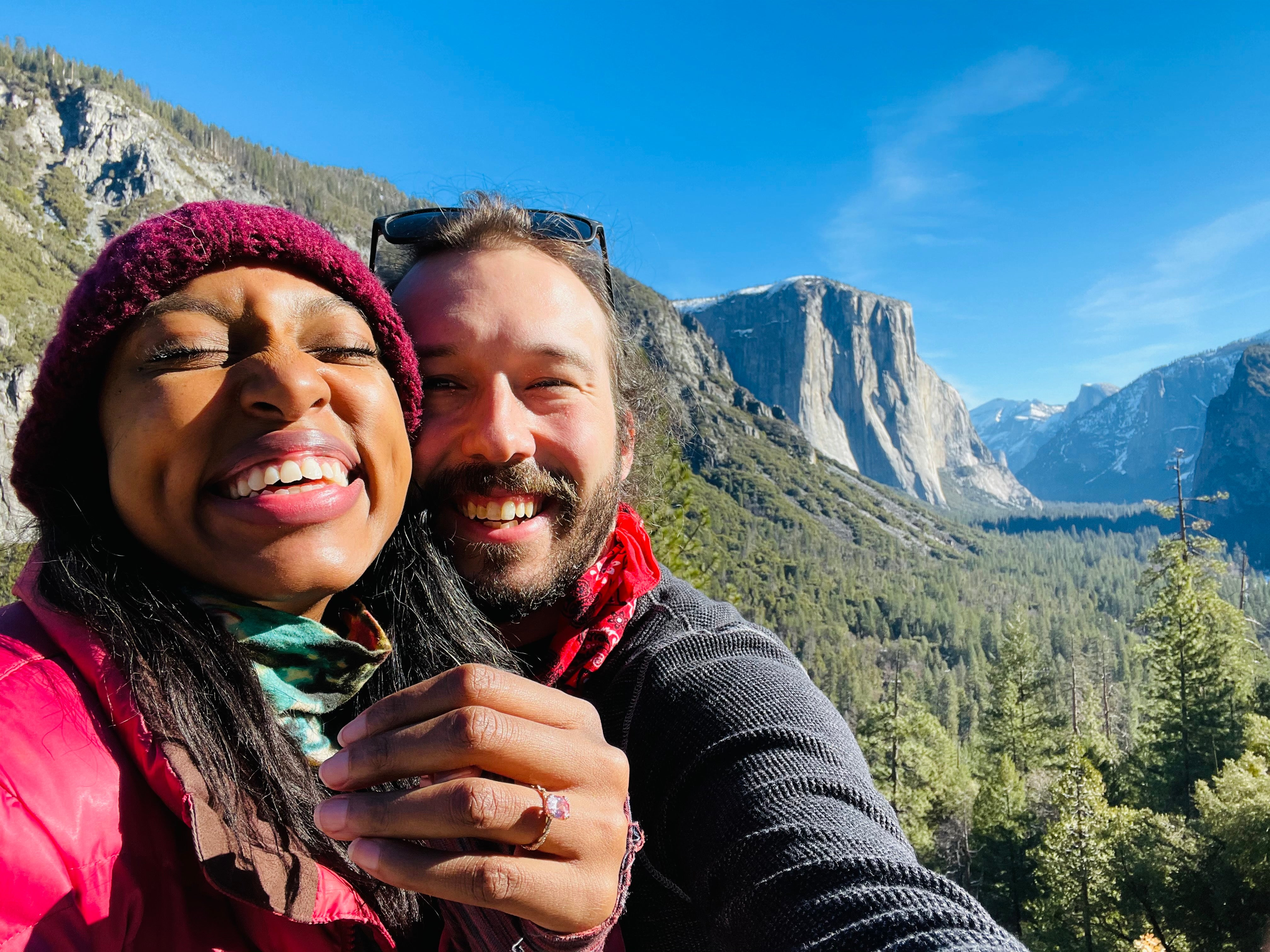 Wes & Arielle: Featured Couple proposal
