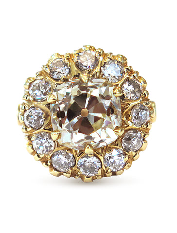 diamond vintage ring holiday gift guide
