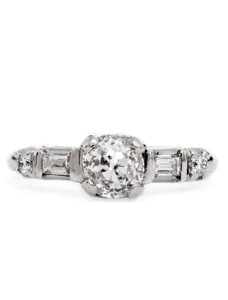 ANGELINE DIAMOND RING (0.70ct)