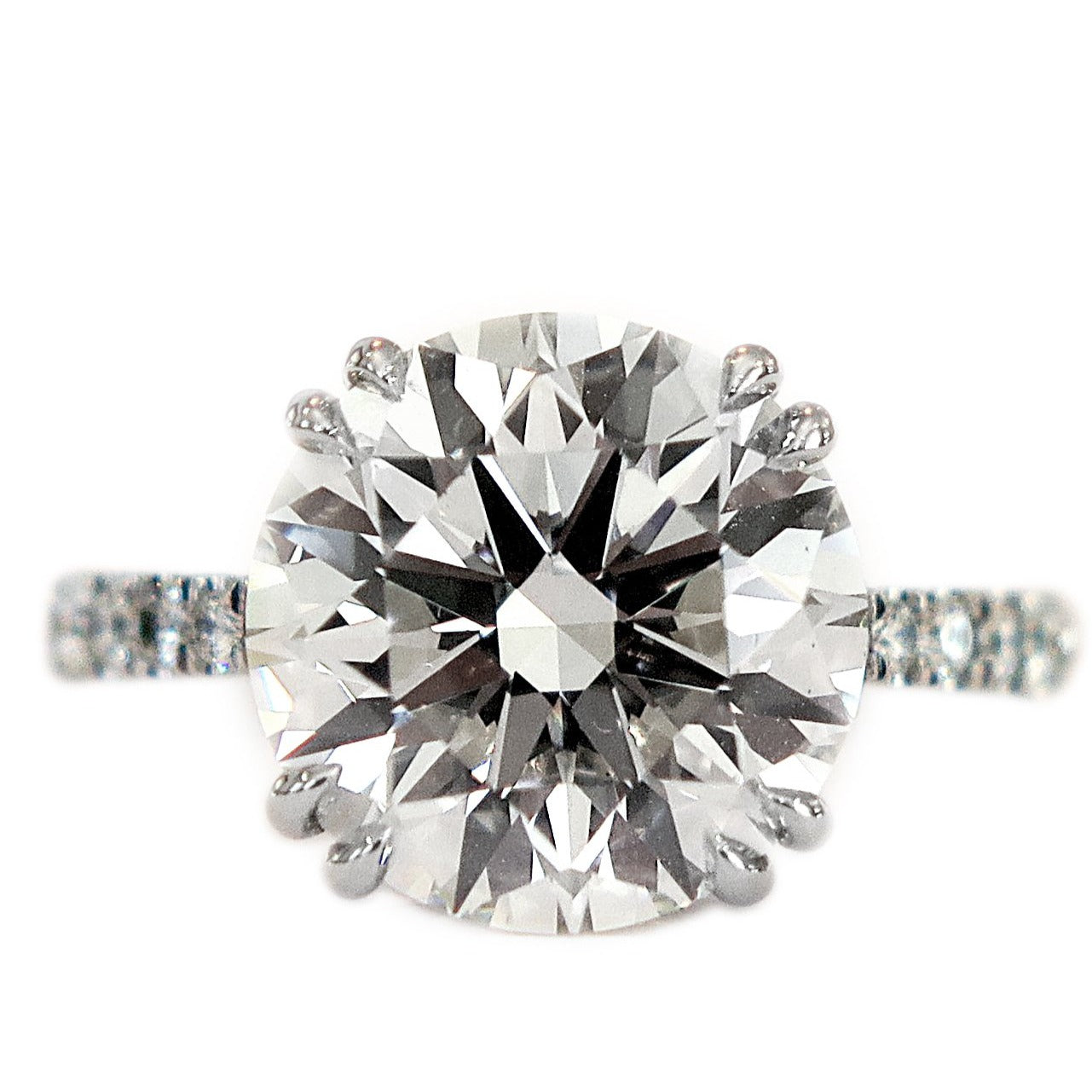 ANNABEL 5 CARAT DIAMOND RING