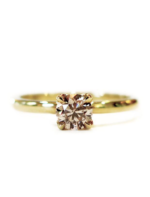 PETITE ASTRID DIAMOND RING