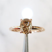 AVALINE DIAMOND RING