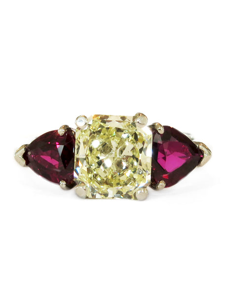 CHERISE DIAMOND RING (1.97ct)