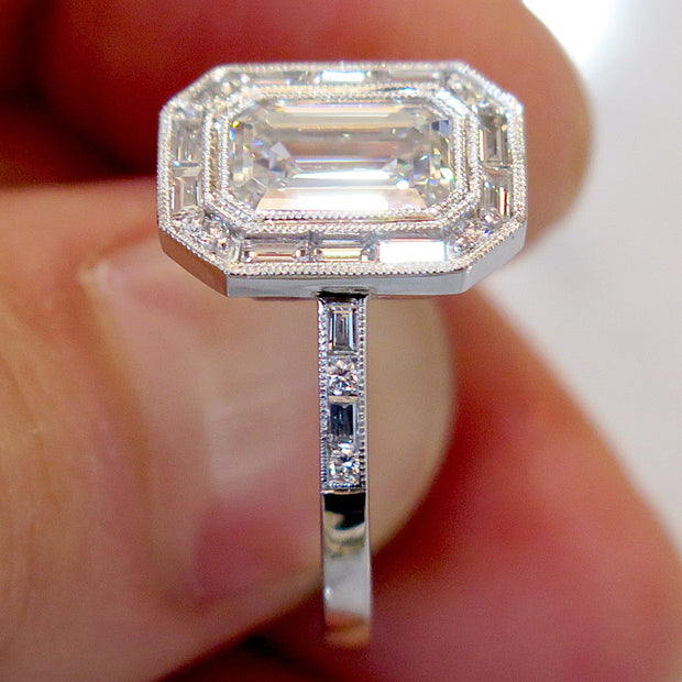 ELENA DIAMOND RING