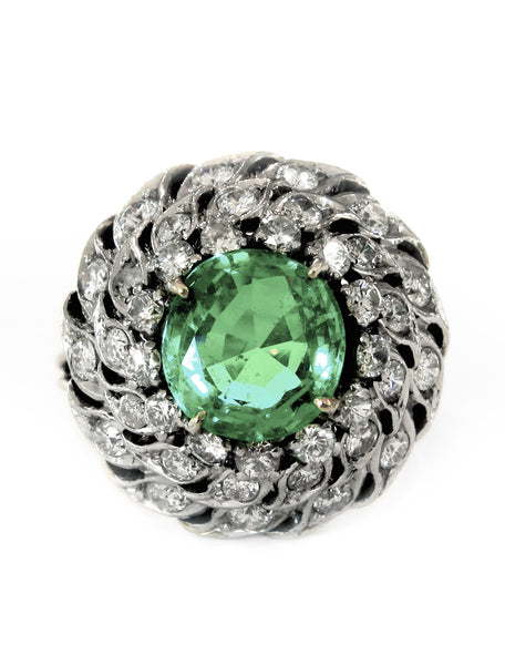 EVALINA EMERALD RING (2.50ct)