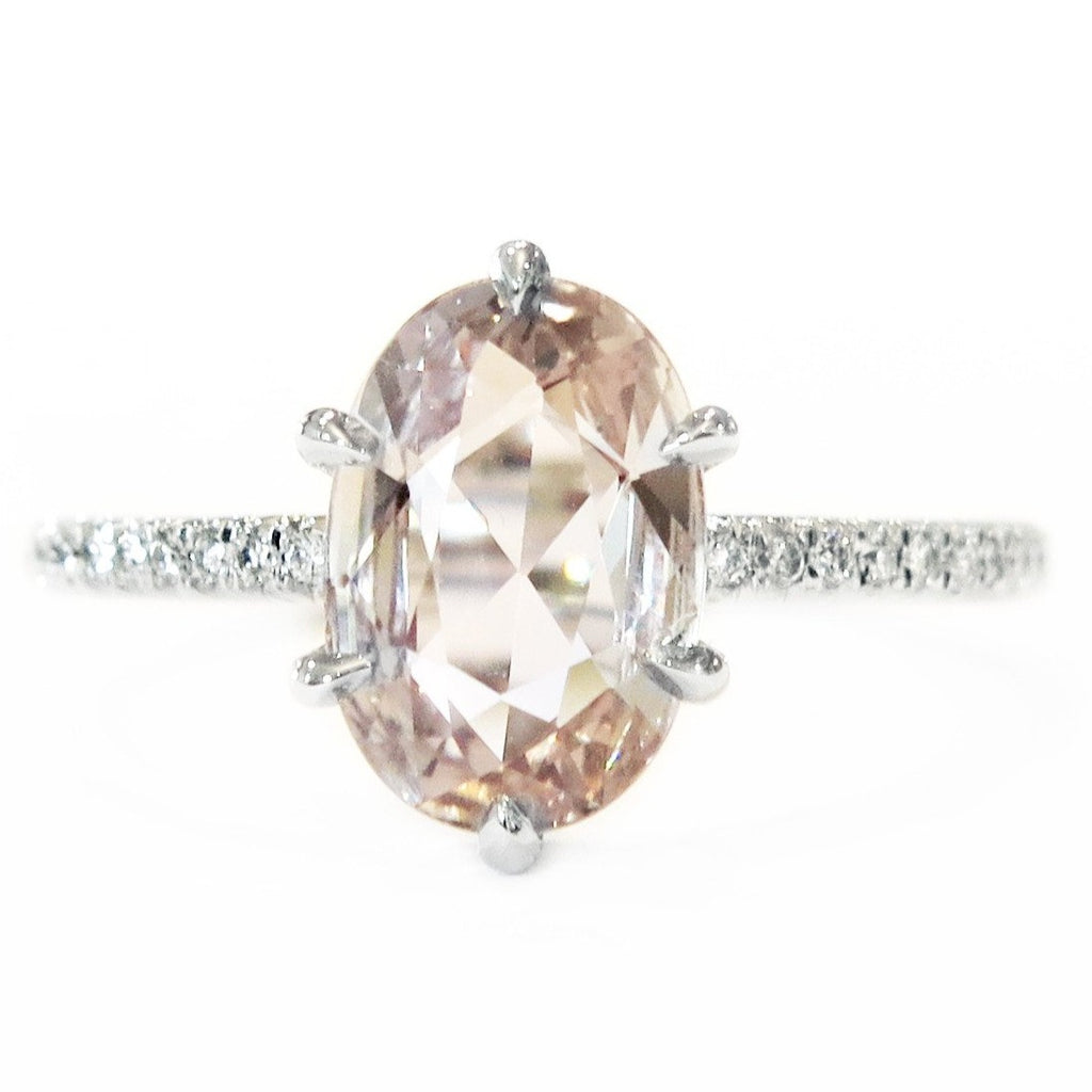 diamond handcrafted inspired a vintage engagement carat nyc rings ring in set by artist pin
