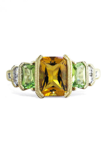 FRIDA CITRINE RING