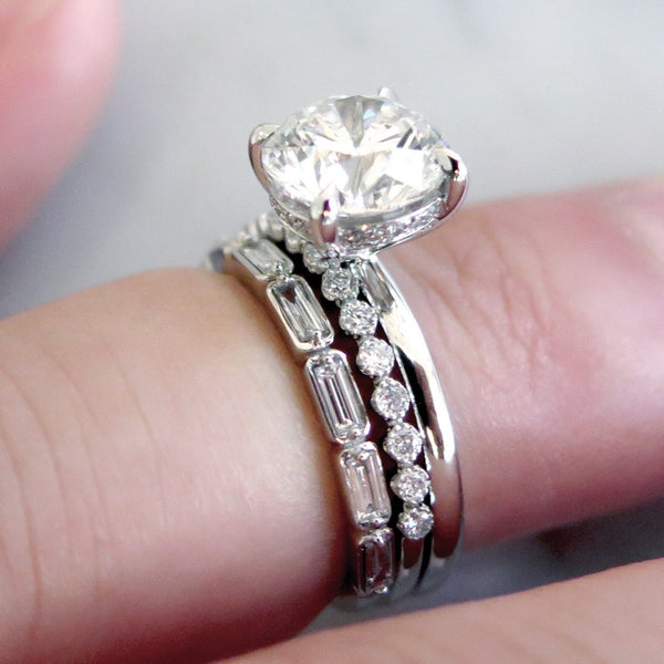 Diamond Wedding Rings Under