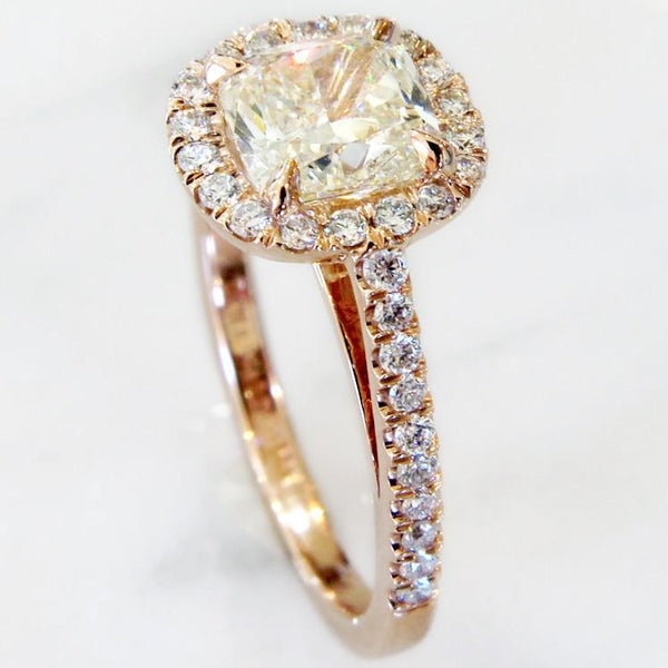 SHELBY DIAMOND RING