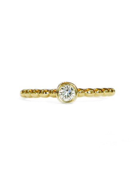 DELPHINE DIAMOND RING