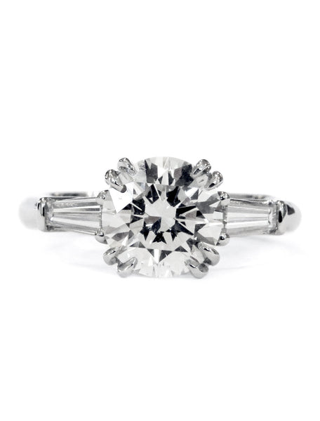 LEANDRA DIAMOND RING