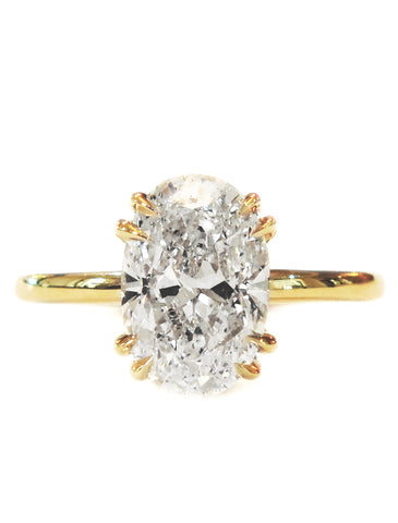 Thin-Oval-diamond-engagement-ring-yellow-gold-solitaire-delicate-custom
