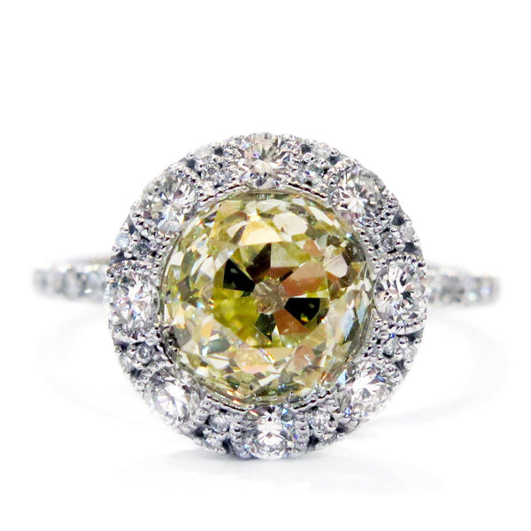 JULES DIAMOND RING (2.80ct)