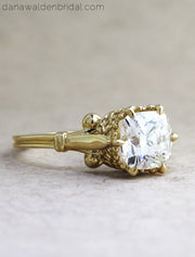 WREN MORGANITE RING
