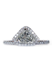 MALLORY DIAMOND RING (0.87ct)