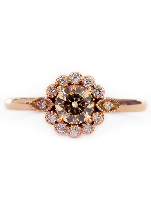 MILO DIAMOND RING