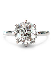 NEW - ONDINE DIAMOND RING (2.58ct)