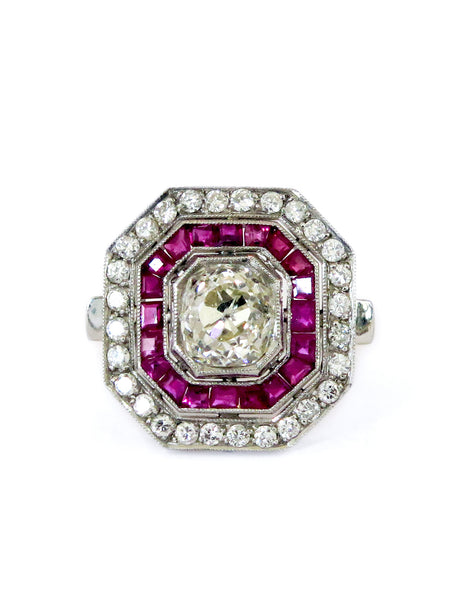 ROZALIA DIAMOND RING (1.72ct)