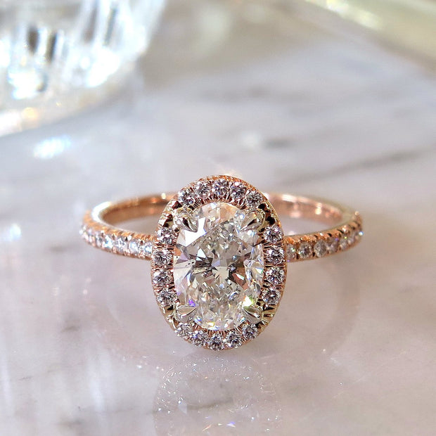 SHALEENA DIAMOND RING