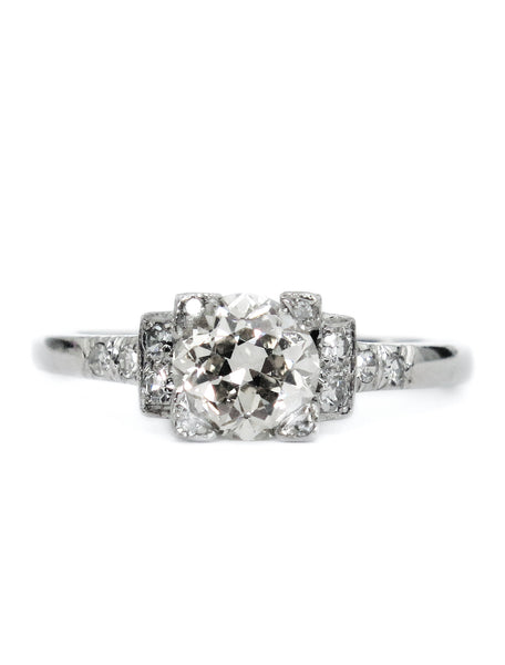 STEFANIA DIAMOND RING (0.95ct)