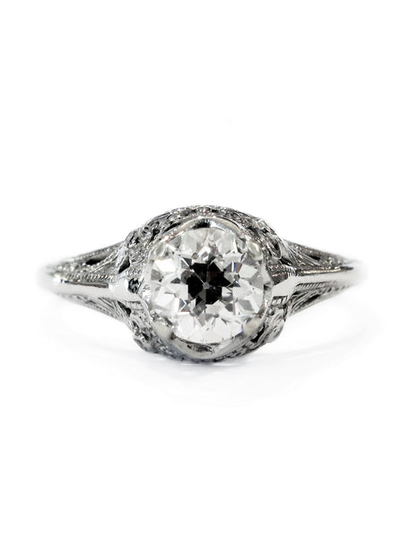 ZARAH DIAMOND RING (0.84ct)