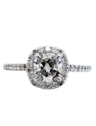 CLARA DIAMOND RING
