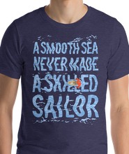 Load image into Gallery viewer, A Skilled Sailor | Men's Premium T-shirt