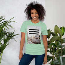 Load image into Gallery viewer, Freedom. Sunshine. Turquoise Water. | Women's Premium T-Shirt