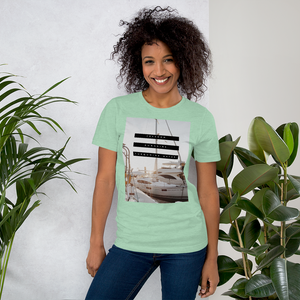 Freedom. Sunshine. Turquoise Water. | Women's Premium T-Shirt