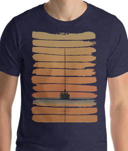 Sail Into the Sunset | Men's Premium T-Shirt
