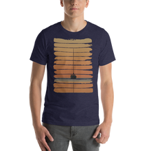 Load image into Gallery viewer, Sail Into the Sunset | Men's Premium T-Shirt