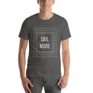 Sail More | Men's Premium T-Shirt