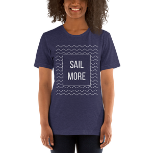 Sail More | Women's Premium T-Shirt