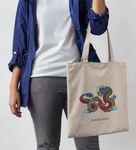 Cotton Tote Bag - Avenue Born